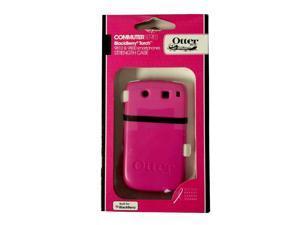 OtterBox Commuter Pink/White Hybrid Case for BlackBerry 9800 Torch RBB4-9810S-44-E4AVN