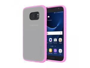 Incipio Octane Frost/Pink Co-Molded Impact Absorbing Case for Samsung Galaxy S7 SA-722-FPK