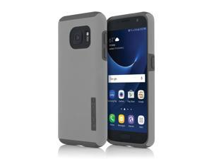 Incipio DualPro Gray/Gray Hard Shell Case with Impact-Absorbing Core for Samsung Galaxy S7 SA-725-GRY
