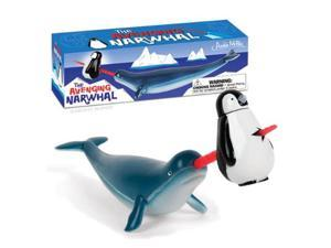 Avenging Narwhal Action Whale Set