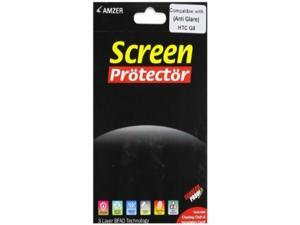 Amzer Anti-Glare Screen Protector with Cleaning Cloth For HTC Wildfire