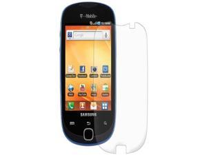 Amzer Anti-Glare Screen Protector with Cleaning Cloth For Samsung Gravity SMART SGH-T589