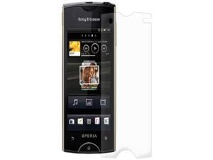 Amzer Anti-Glare Screen Protector with Cleaning Cloth For Sony Ericsson Xperia Ray