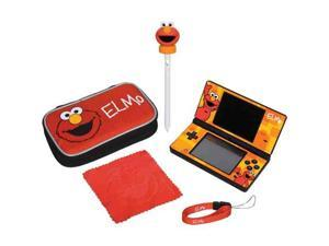 DREAMGEAR DGDSI-2702 NINTENDO DSI/DS LITE 5-IN-1 STARTER KIT (ELMO)
