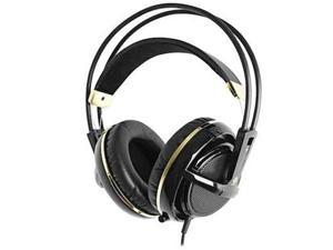 SteelSeries Siberia v2 Gaming Headset (Black & Gold)