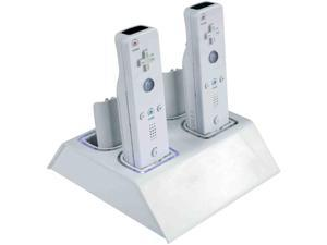 DREAMGEAR DGWII-1053 NINTENDO WII QUAD CHARGER
