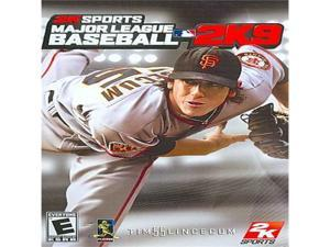 MAJOR LEAGUE BASEBALL 2K9-NLA