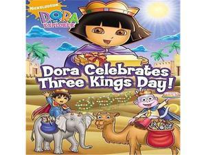 Dora The Explorer-Dora Celebrates Three Kings Day (Dvd)