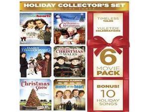 6-Film Holiday Collectors Set V03 (Dvd) (2 Dvd Slimline)