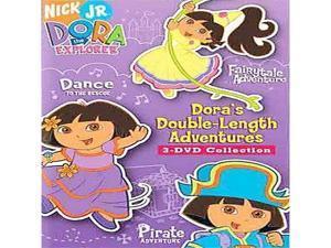 Dora The Explorer-Adventures Box Set (Dvd) (3Discs)