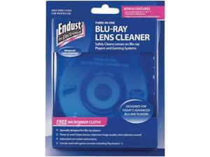 ENDUST FOR ELECTRONICS 11452 BLU-RAY DISC LASER LENS CLEANER