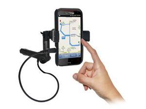 Amzer® Lighter Socket Phone Mount with Charging & Case System For HTC Rezound