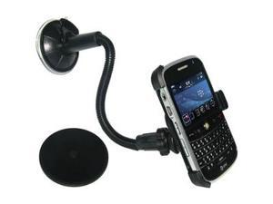 Amzer® 13 inch Gooseneck Vehicle Mount For BlackBerry Bold