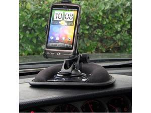 Amzer® Non-Slip Weighted Beanbag Dash Mount For HTC Desire