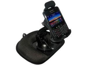 Amzer® Non-Slip Weighted Beanbag Dash Mount For BlackBerry Niagra 9630,Blackberry Tour 9630