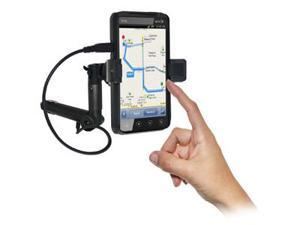 Amzer® Lighter Socket Phone Mount with Charging & Case System For HTC EVO 3D