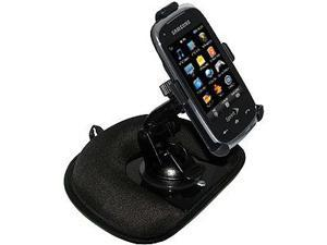 Amzer® Non-Slip Weighted Beanbag Dash Mount For Samsung Instinct HD SPH-M850