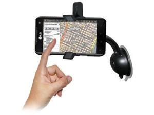 Amzer® Car Mount & Case System For LG Viper LS840,LG Connect 4G MS840