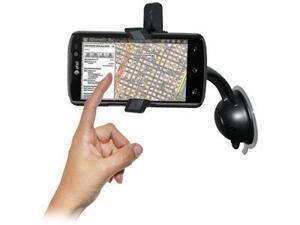 Amzer® Car Mount & Case System For LG Nitro HD P930