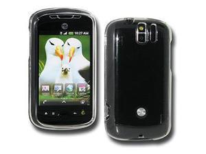 Amzer Clear Snap On Crystal Hard Case For HTC myTouch 3G Slide