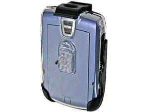 Amzer Crystal/ Rubberized/ Skinned Case Holster For BlackBerry 8700c,BlackBerry 8700r