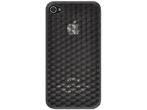 Amzer Diamond TPU Skin Case - Smoke