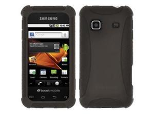 Amzer Silicone Skin Jelly Case - Grey For Samsung Galaxy Prevail