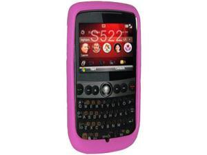 Amzer Silicone Skin Jelly Case - Purple For T-Mobile Dash 3G