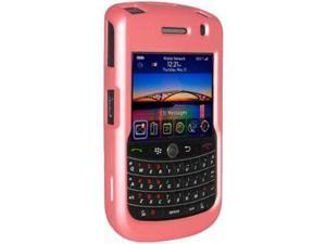 Amzer Rubberized Baby Pink Snap on Crystal Hard Case For Blackberry Tour 9630,BlackBerry Bold 9650