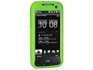 Amzer® Polished Green Snap On Crystal Hard Case For Sprint HTC Touch Pro 2
