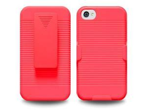 Amzer Shellster® - Neon Coral