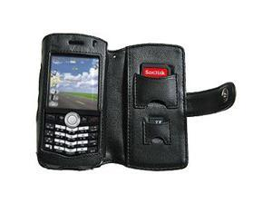 Amzer Plastic Holster with Swivel Belt Clip For BlackBerry 8130,BlackBerry Pearl