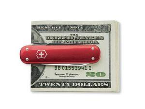 Money Clip Red Alox
