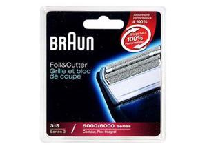 Procter and Gamble 10069055853983 Braun Series 3 Combi 31 S