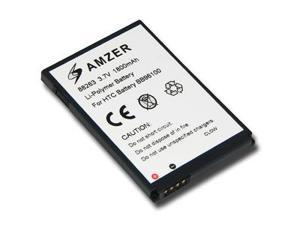 Amzer 1800 mah Slim Extended Battery For HTC DROID Incredible PB31200,HTC EVO 4G