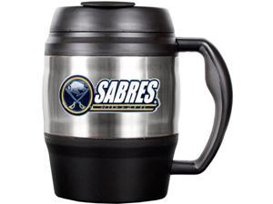 Buffalo Sabres Nhl 52Oz Stainless Steel Macho Travel Mug