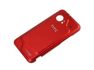 OEM HTC DROID Incredible 6300 Standard Battery Door (Red)