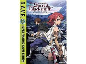 SACRED BLACKSMITH:COMPLETE BOX SET