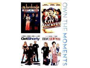 The Birdcage/City Slickers/Get Shorty/Mr. Mom