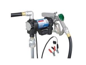 Heavy Duty 12V DC Fuel Transfer Pump, 15 GPM