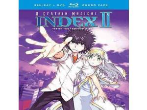 CERTAIN MAGICAL INDEX II:SEASON 2
