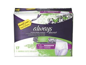 Always® Diapers,Adult,Lg,Max 92736