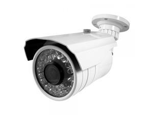Best Vision System BV-IR140-HD 1000TVL Night/Day Outdoor Bullet Security Camera, 2.8-12mm Lens, White