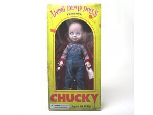 Mezco Toyz Living Dead Dolls Presents Child #39;s Play Chucky Doll