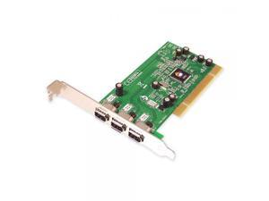 3 Port Firewire Adapter Card
