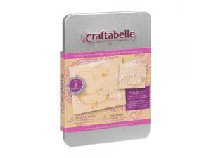 Craftabelle Sparkle and Charm Creation Jewelry Kit