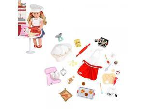 "Our Generation Home Accessory - Master Baker Set for 18"" Dolls"