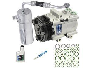 Universal Air Conditioner KT 4126 A//C Compressor and Component Kit