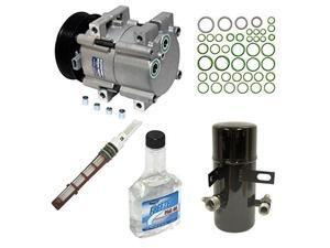 Universal Air Conditioner KT 1320 A//C Compressor and Component Kit
