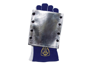 Tillman 1266RHO Split Cowhide/Aluminized Glove and Hand Pad Right Hand Only